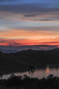 Sunset at IPE(c)TKittel2014-0608 DSC_8936-adj,spt